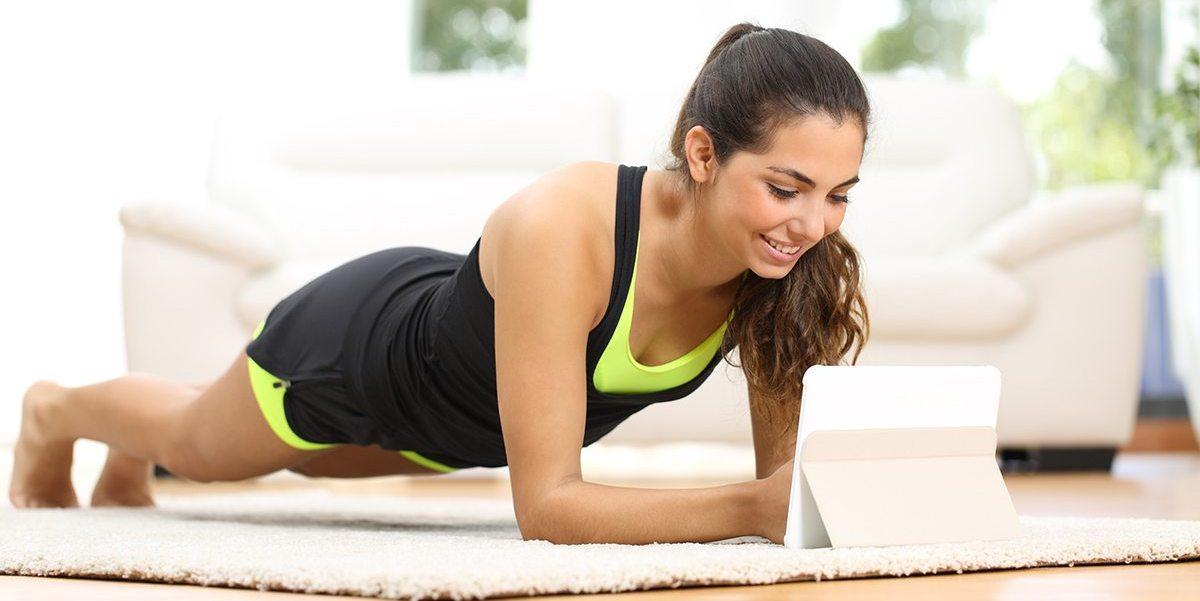 Тренинг по похудению видео